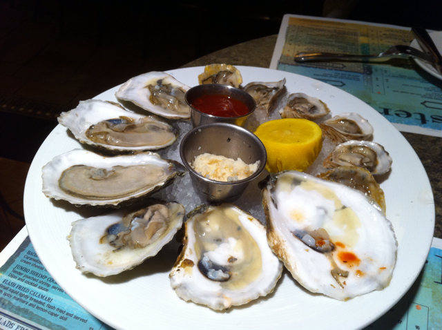 Photo of Oysters on Half Shell