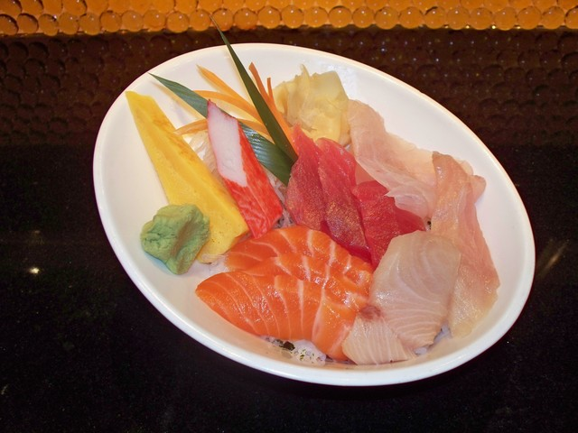 CHIRACHI at Arisu Japanese Cuisine