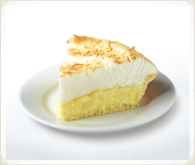 Photo of COCONUT CREAM PIE