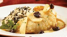Dish at Landry's Seafood House