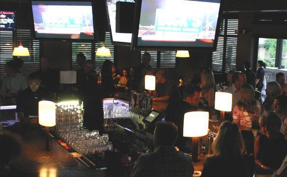 Interior at The Tavern Restaurant