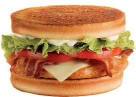 Sourdough Grilled Chicken Club at Jack in the Box