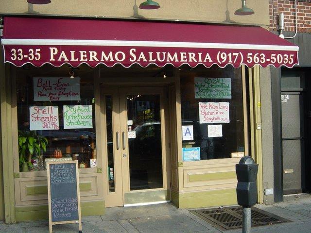 Exterior at Palermo Salumeria