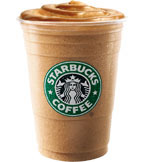 Caramel Frappuccino® Light Blended Coffee at Tully's Coffee