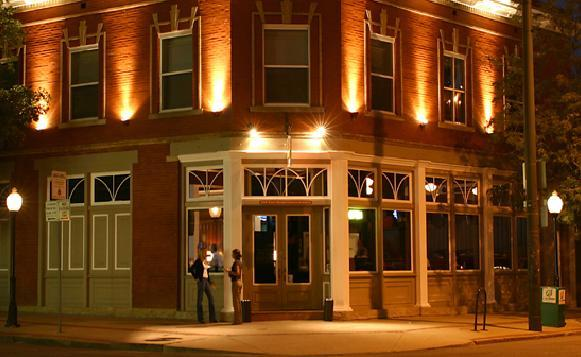 Exterior at The Tavern Restaurant