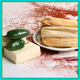 JALAPENO CHEESE - JALAPENO CHEESE at Delicious Tamales Factory
