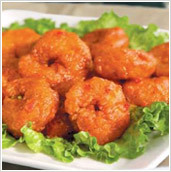 Thai Phoon Shrimp at Ruby Tuesday