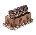 Crazy For Chocolate Cake at Dunkin' Donuts/Baskin Robbins