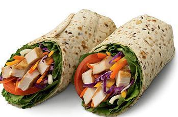 Chargrilled Chicken Cool Wrap® at Chick-fil-A