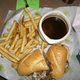 French Dip at Bennigan's Grill & Tavern