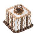 Striped Fantasy Cake at Dunkin' Donuts/Baskin Robbins