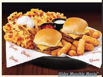 New Slider Munchie Mania™ at Friendly's