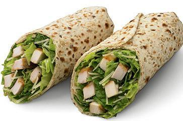 Chicken Caesar Cool Wrap® at Chick-fil-A