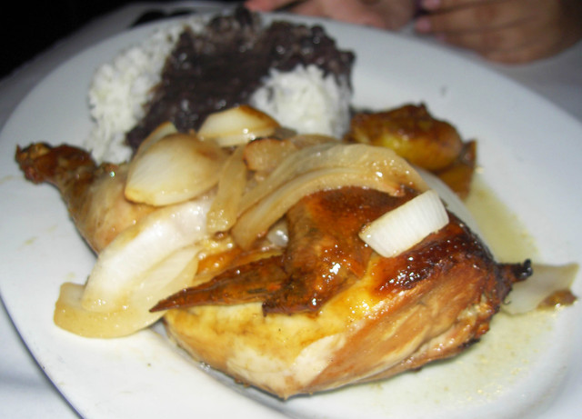 Photo of Garlic Half Chicken