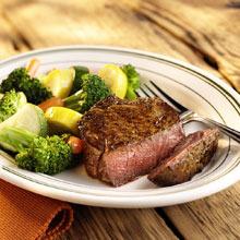 Lodge Center Cut Filet at Bugaboo Creek Steak House