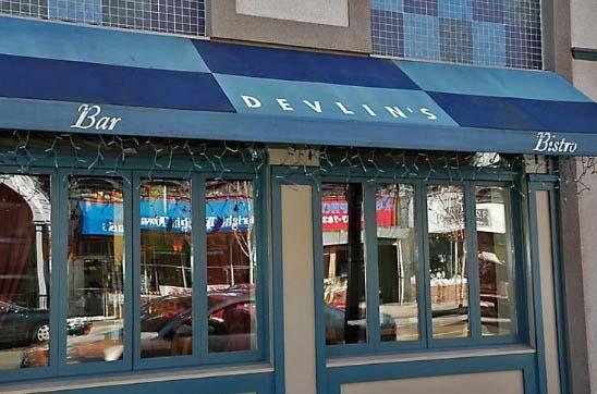 Devlin S Restaurant