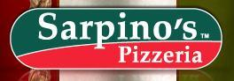 Logo at Sarpino's Pizzeria