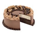 Chocolate Indulgence Cake at Dunkin' Donuts/Baskin Robbins