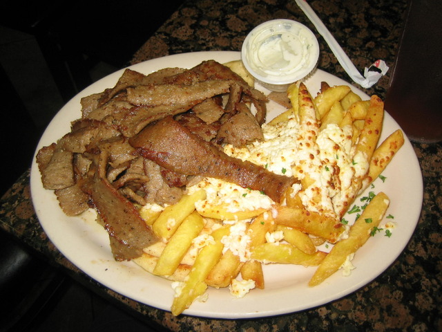 Photo of Gyro Platter
