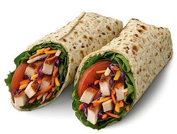 Spicy Chicken Cool Wrap® at Chick-fil-A