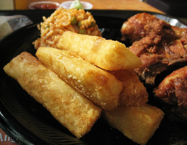 Photo of Yuca Fries