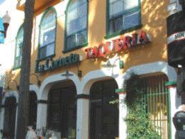 Exterior at La Corneta Taqueria - Glen Park