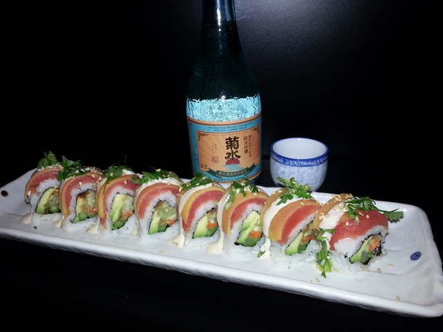 Big Ben Roll at Sushi Kawa Sports Bar and Grill