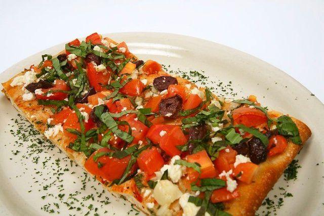 Bruschetta at Napoli Flying Pizza