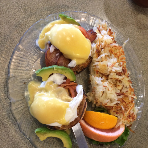 Photo of California Benedict
