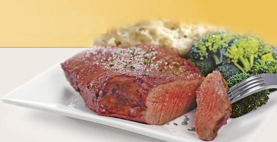 Premium Aged Prime Sirloin at Ruby Tuesday