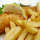 Best Atlantic Cod in Bass Ale Beer Batter - Fish & Chips at The Whale & Ale