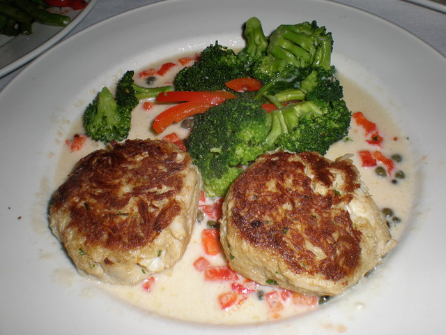 Chart House Crab Cake Recipe