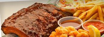 Dish at Beef O'Brady's