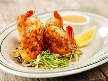 Grilled Shrimp at Bugaboo Creek Steak House