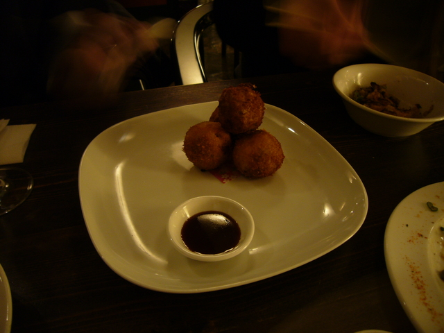 Croquette at Kitanoya Guu