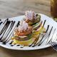 Stacked Tomato Salad at Pinon Grill