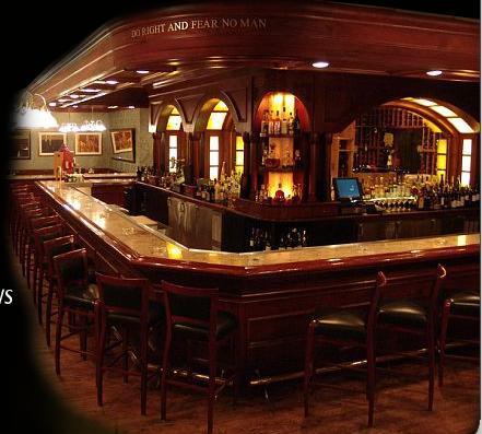 Interior at Del Frisco's Double Eagle