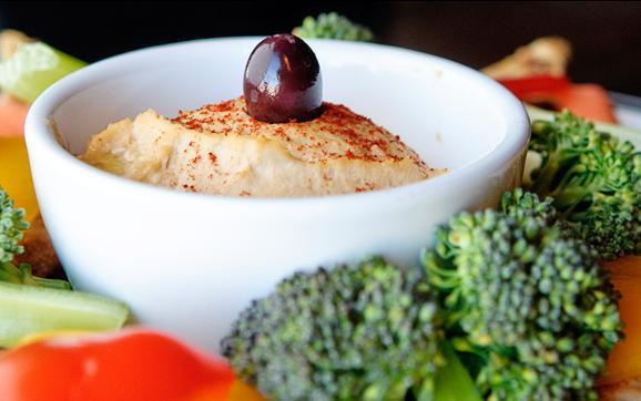 Dish at The Tavern Restaurant