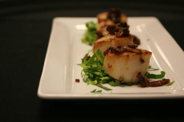 Scallops at 77 South