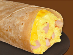 Photo of Omelet Wrap