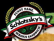 Logo at Schlotzsky's Deli