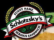 Logo at Schlotzsky's Deli