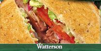 Watterson at Beef O'Brady's