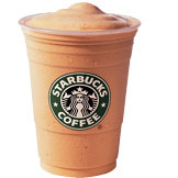 White Chocolate Mocha Frappuccino® Light Blended Coffee at Tully's Coffee