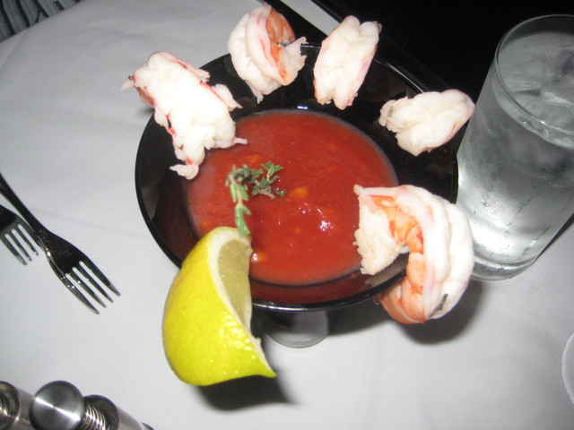 Shrimp Cocktail - Shrimp Cocktail at Larsen's Steakhouse