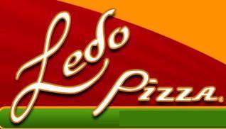 Logo at Ledo Pizza