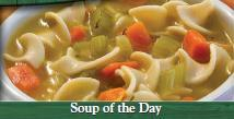 Soup of the Day at Beef O'Brady's