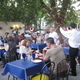 Come and enjoy this beautiful outdoor Garden Patio during the summer! - Photo at Las Fuentes Restaurant