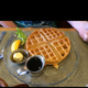 Belgian Waffle at U.S. Egg Chandler Breakfast & Lunch Restaurant