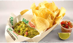 Pronto Guacamole at Baja Fresh Mexican Grill